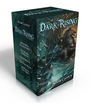 The Dark Is Rising Sequence: Over Sea, Under Stone/The Dark Is Rising/Greenwitch/The Grey King/Silver on the Tree als Taschenbuch