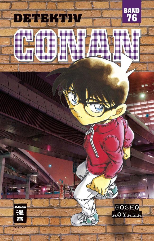 Detektiv Conan 76 als Taschenbuch