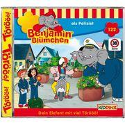 Benjamin Blümchen 122. als Polizist. CD