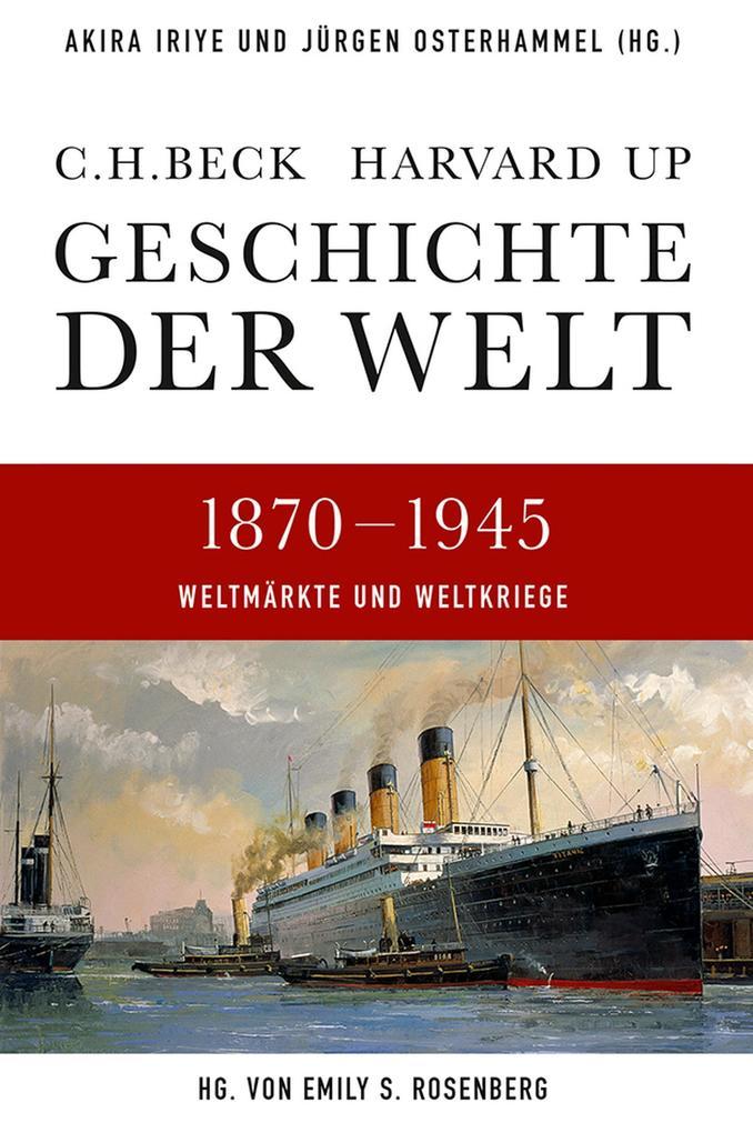 Geschichte der Welt 1870-1945 als eBook epub