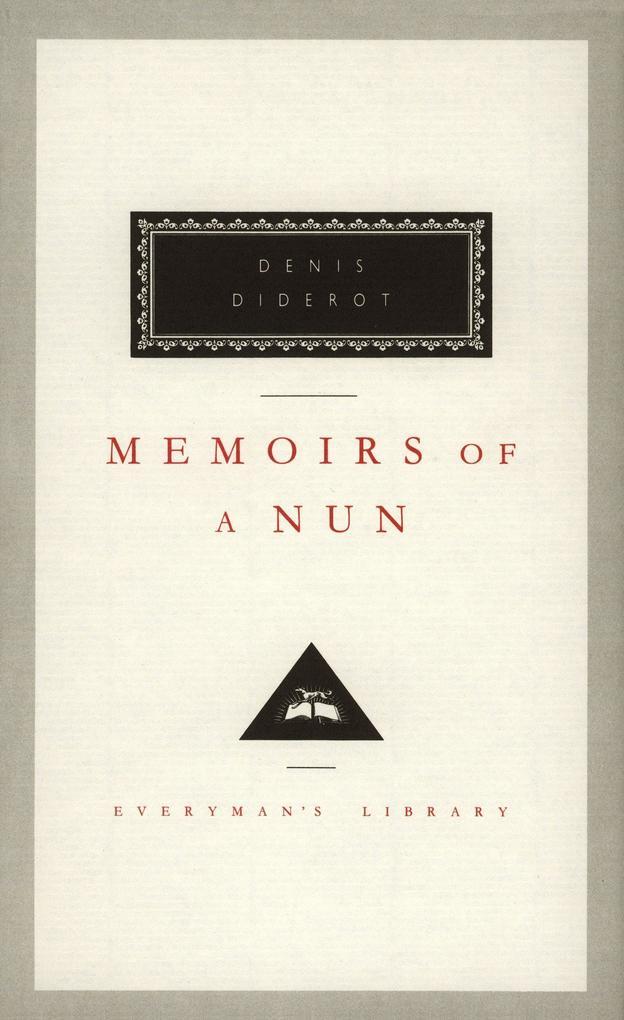 Memoirs of a Nun als Buch (gebunden)