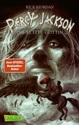 Percy Jackson 05. Percy Jackson - Die letzte Göttin