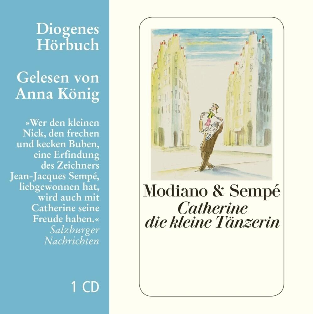 Catherine die kleine Tänzerin, 1 Audio-CD als Hörbuch CD