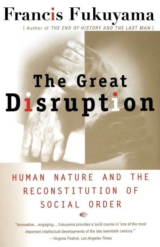 The Great Disruption als Buch (gebunden)