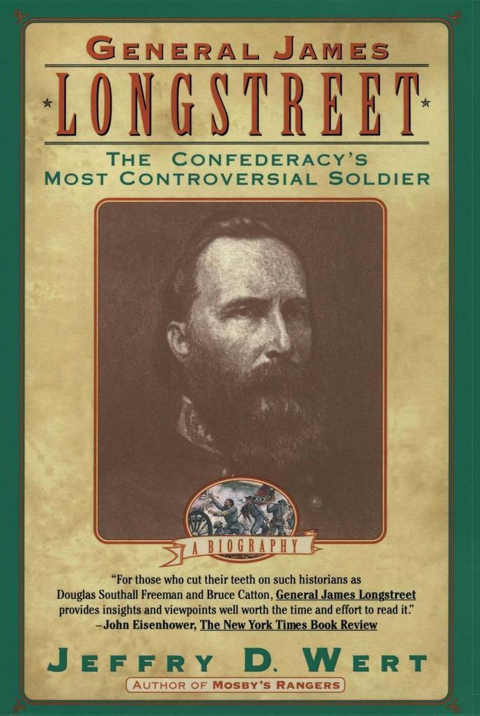 General James Longstreet als eBook epub