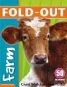 Fold-Out Farm Sticker Book
