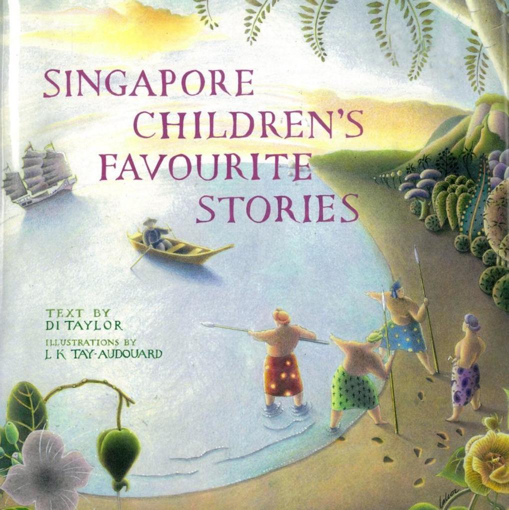 Singapore Children's Favorite Stories als eBook epub