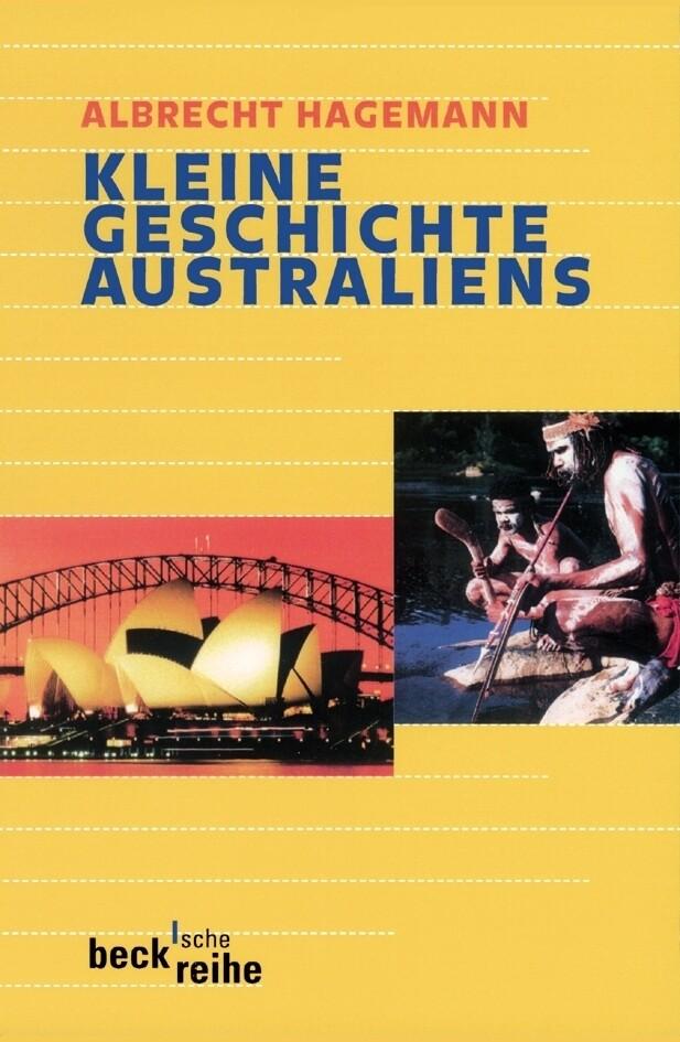Kleine Geschichte Australiens als Taschenbuch