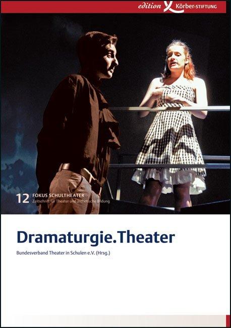 Dramaturgie.Theater als Buch (kartoniert)