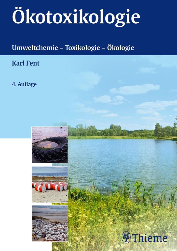 Ökotoxikologie als Buch (gebunden)