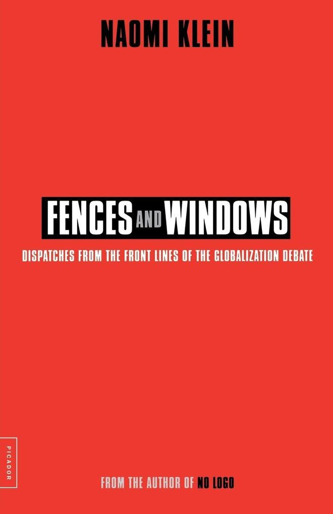 Fences and Windows als Taschenbuch
