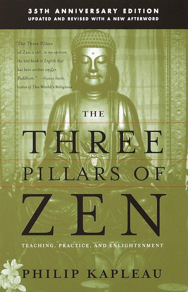 Three Pillars Of Zen als Taschenbuch