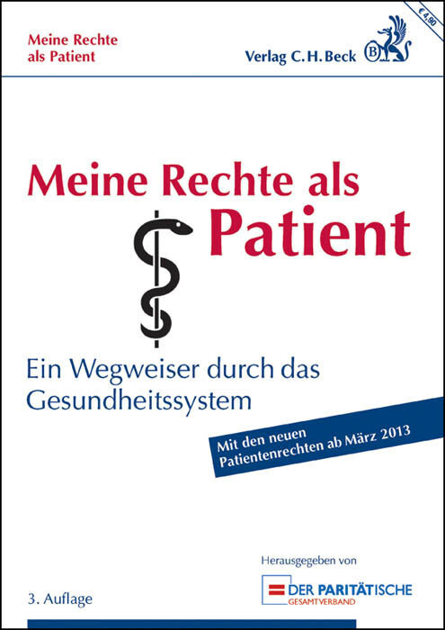 Meine Rechte als Patient als Buch (kartoniert)