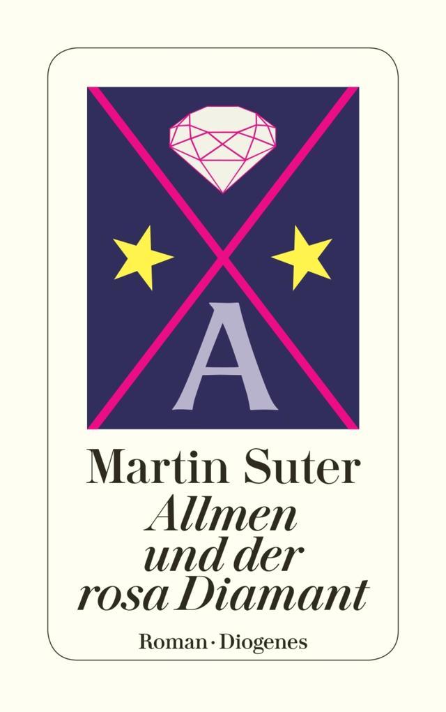 Allmen und der rosa Diamant als eBook epub