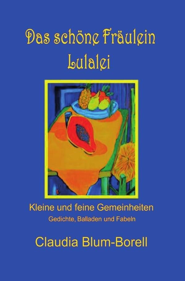 Das schöne Fräulein Lulalei als Buch (kartoniert)