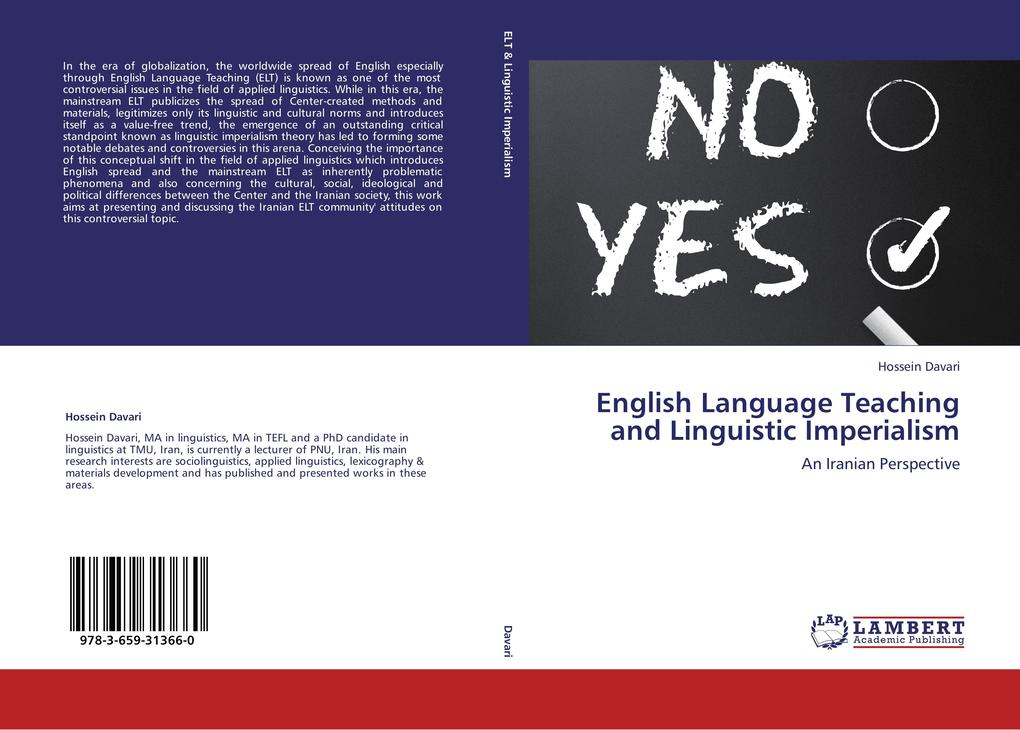 English Language Teaching and Linguistic Imperialism als Buch (kartoniert)