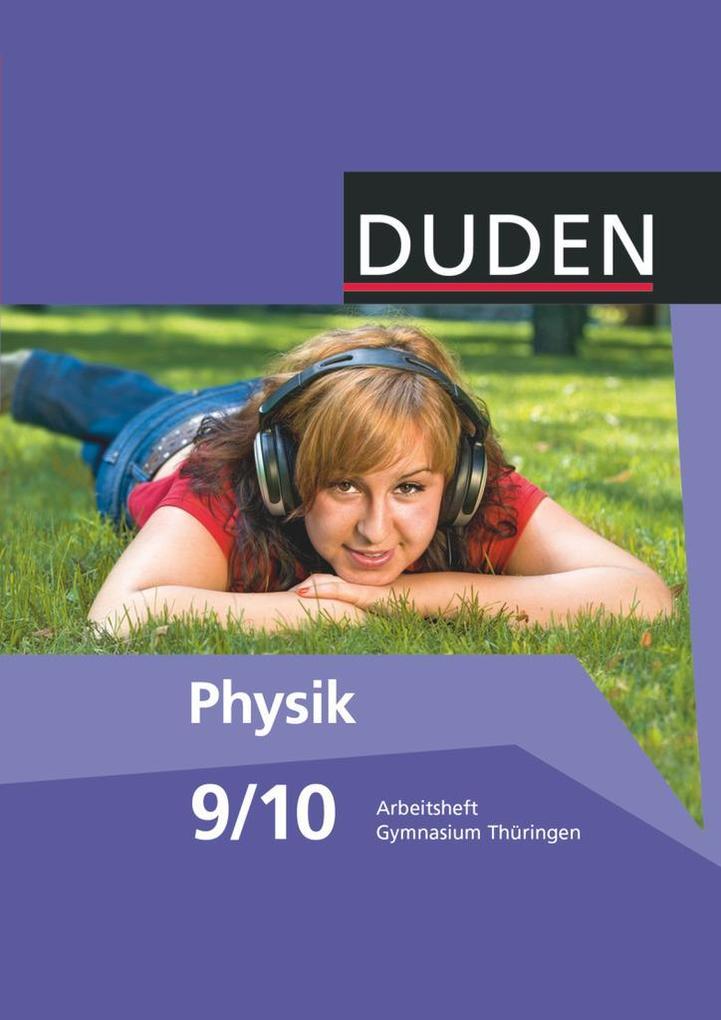 Duden Physik - Gymnasium Thüringen - 9./10. Schuljahr als Buch (kartoniert)