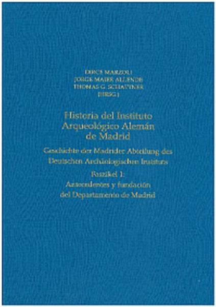 Iberia Archaeologica als Mängelexemplar