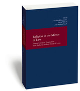 Religion in the Mirror of Law