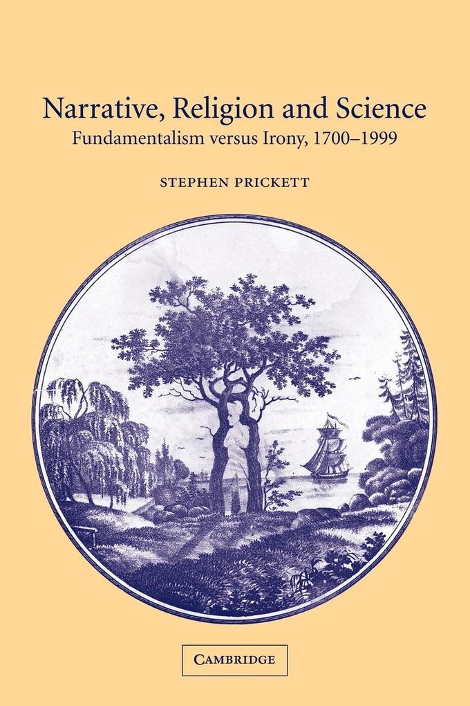 Narrative, Religion, and Science als Buch (kartoniert)