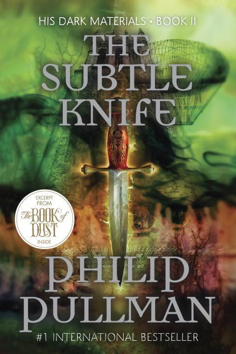 His Dark Materials: The Subtle Knife (Book 2) als Taschenbuch