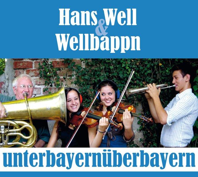 Unterbayernüberbayern als Hörbuch CD