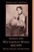 Russian and West European Women, 1860D1939