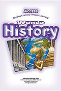 Access World History: Student Edition Grades 5-12 2008