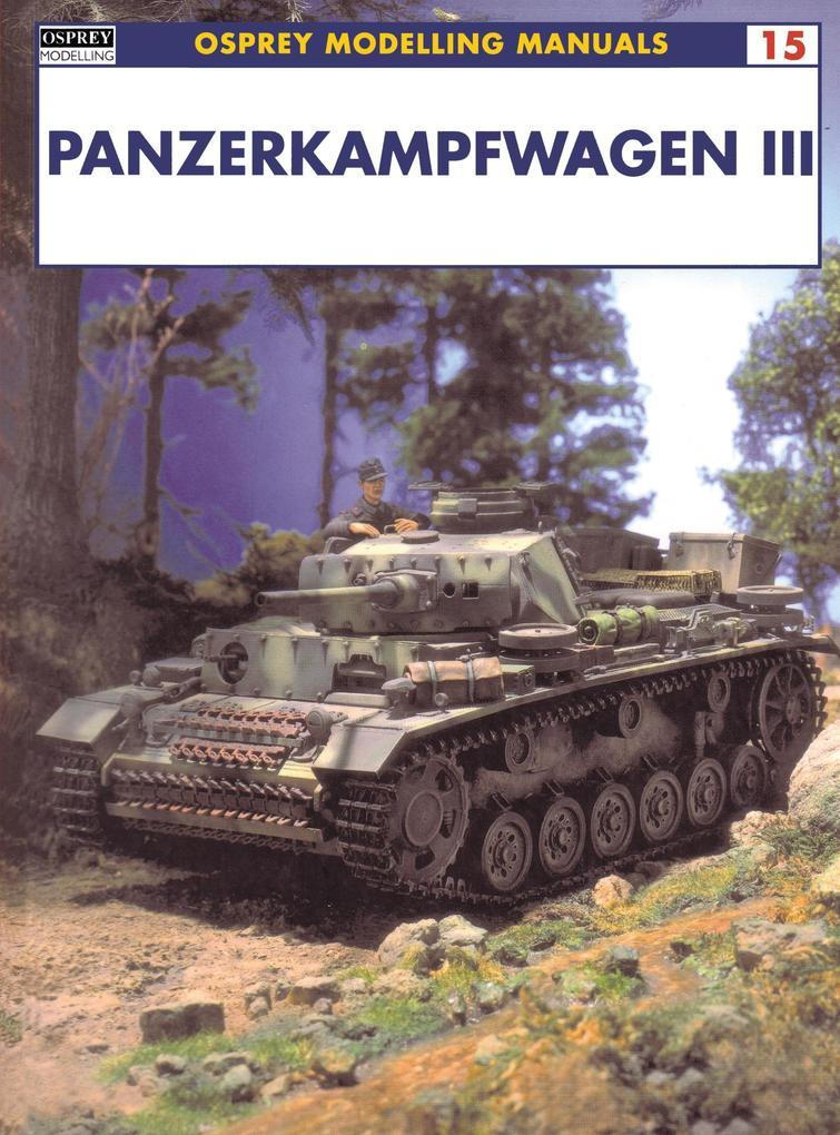 Panzerkampfwagen III als Taschenbuch