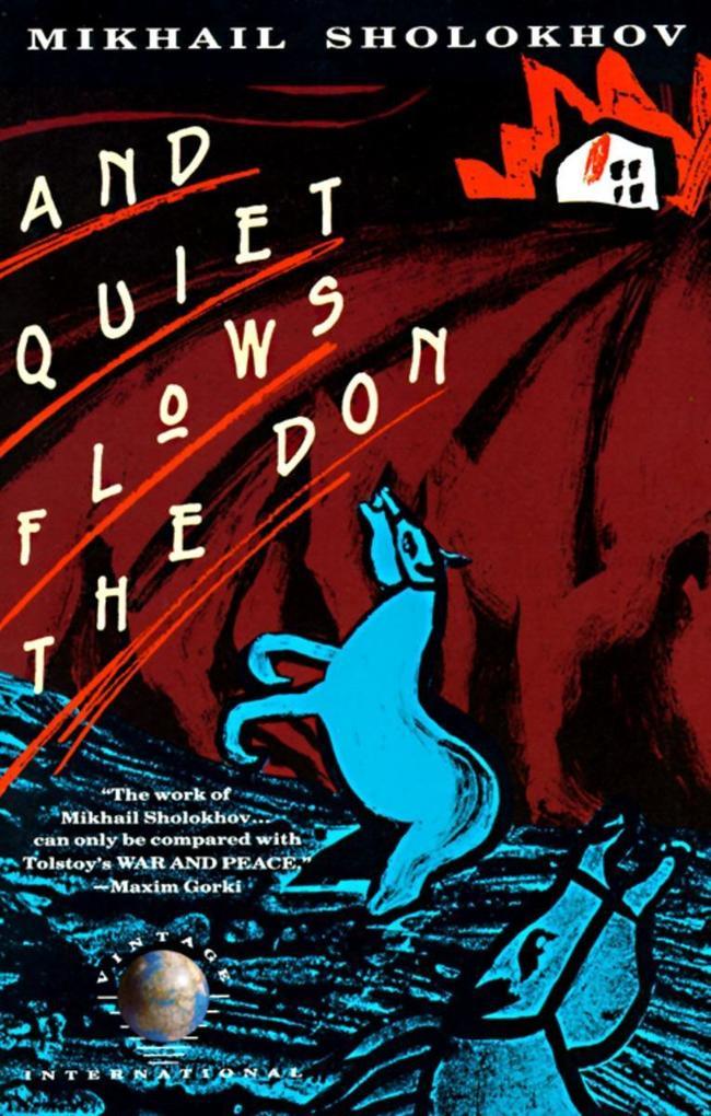 And Quiet Flows the Don als Taschenbuch