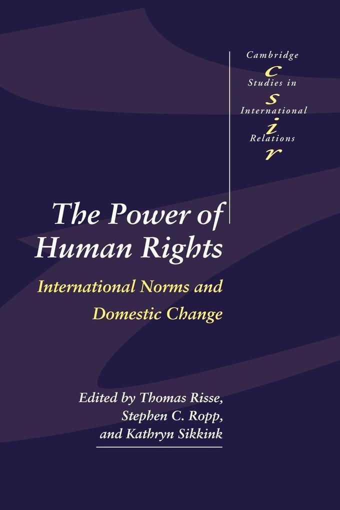 The Power of Human Rights als Buch (kartoniert)