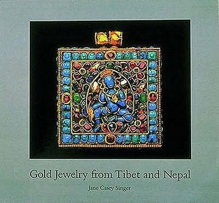 Gold Jewelry from Tibet and Nepal als Buch (gebunden)
