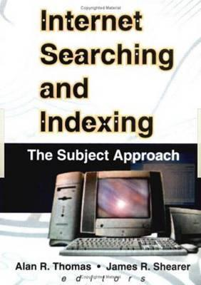 Internet Searching and Indexing als Taschenbuch