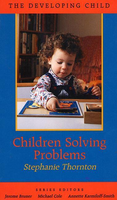 Children Solving Problems als Taschenbuch