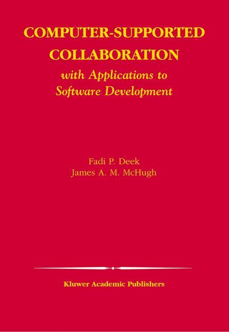Computer-Supported Collaboration als Buch (kartoniert)