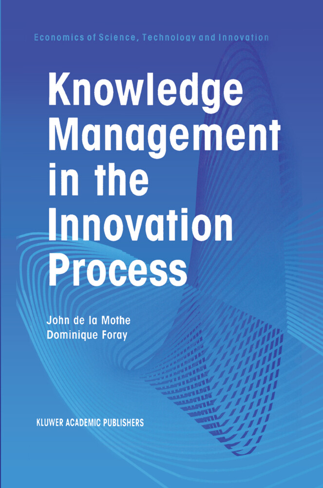 Knowledge Management in the Innovation Process als Buch (kartoniert)