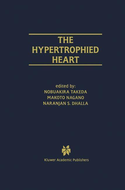 The Hypertrophied Heart als Buch (kartoniert)
