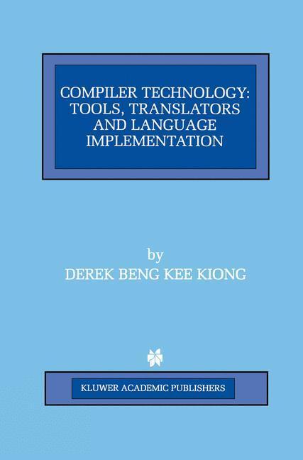 Compiler Technology als Buch (kartoniert)