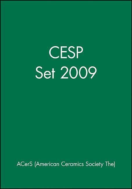 Cesp Set 2009 als Buch (gebunden)