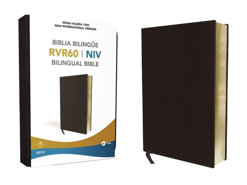 Bilingual Bible-PR-NIV/Rvr 1960 als Buch (gebunden)