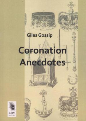Coronation Anecdotes als Buch (kartoniert)