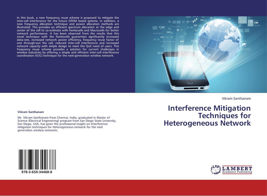 Interference Mitigation Techniques for Heterogeneous Network als Buch (kartoniert)