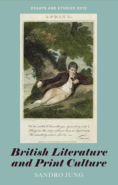 British Literature and Print Culture als Buch (gebunden)