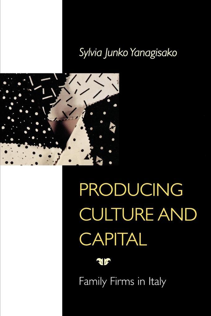 Producing Culture and Capital als Taschenbuch