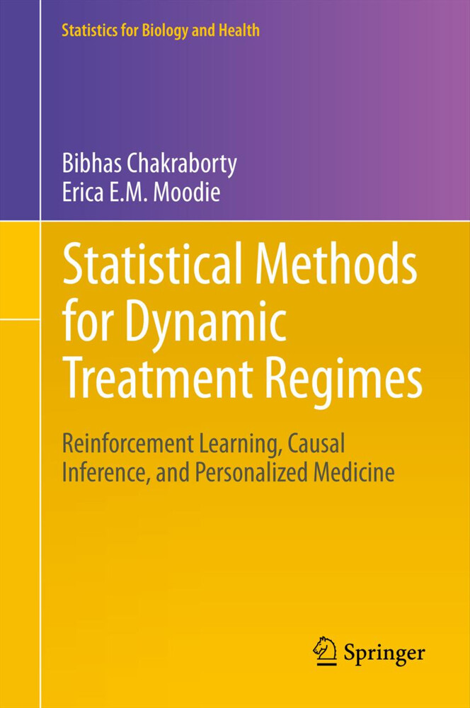 Statistical Methods for Dynamic Treatment Regimes als Buch (gebunden)