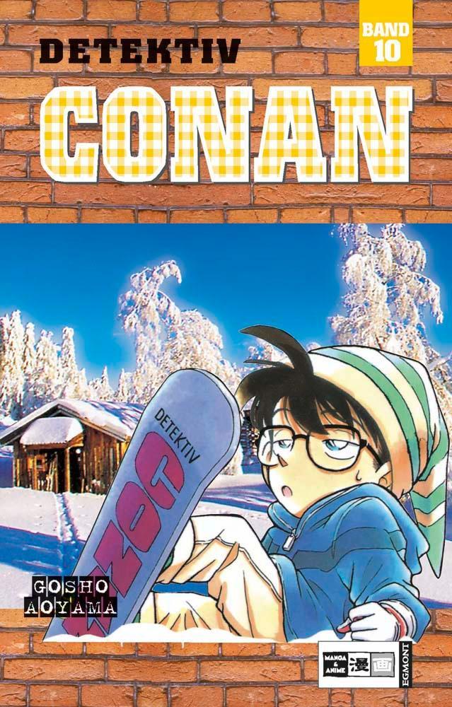 Detektiv Conan 10 als Buch (kartoniert)