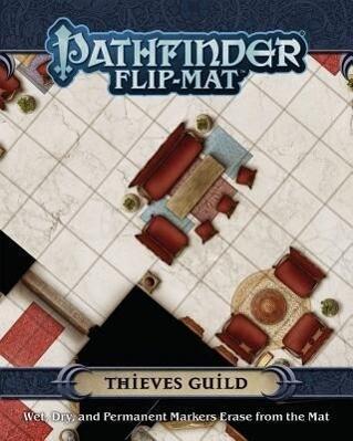 Pathfinder Flip-Mat: Thieves Guild als Spielware