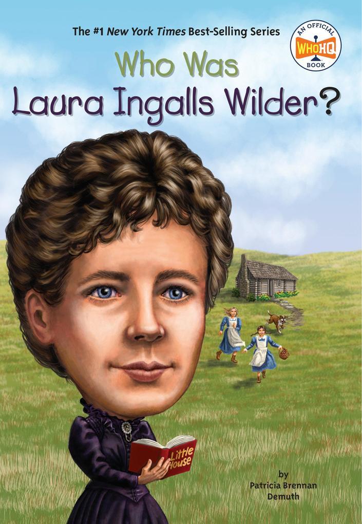 Who Was Laura Ingalls Wilder? als Taschenbuch