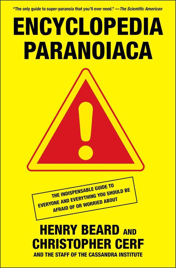 Encyclopedia Paranoiaca als Taschenbuch