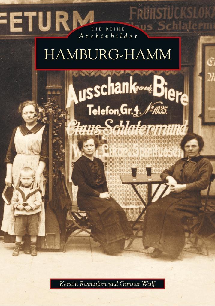 Hamburg - Hamm als Buch (kartoniert)